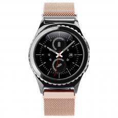 Luurinetti Huawei Watch 2 ranneke metalli Milanese rose